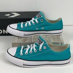Converse CTAS OX TURBO GREEN